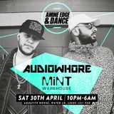 2016.04.30 - Amine Edge & DANCE @ Audiowhore - Mint Warehouse, Leeds, UK