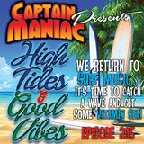 Episode 295 / High Tides and Good Vibes
