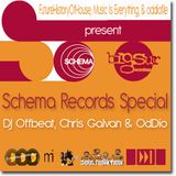 Schema Records Special - OdDio Selection