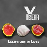 Year 2013 - Lecktions in Love