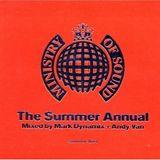 Mark Dynamix + Andy Van – The Summer Annual - CD1 Mark Dynamix [2001]