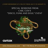 """FUNK DISCO & SOUL""  CARL COX´s SESSIONS FROM  BASEMENT MIAMI _ PART 1"