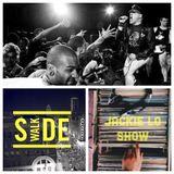 """Jackie Lo Show """"Sidewalk + New Music"""" Show 8.22.17"""