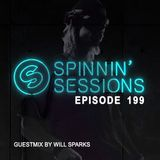 Will Sparks - Spinnin' Sessions 199
