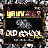GruvMyx 43 ... 90's OLD SCHOOL Jams (Part 2) - R&B/HipHop - Dancehall/Reggae