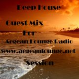 Fon-z set 64 Deep House Session 7 Guest Mix For Aegean Lounge Radio