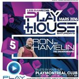 The Underground 3rd Hour @ Play Montreal March 5 2016
