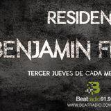 RESIDENTES - Benjamin Franklin - September