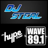 DJ STEAL WAVE 89.1 THE HYPE SHOW JUNE 30 OLD SCHOOL R&B MINI MIX #2