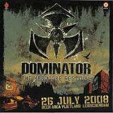 Dominator 2008 CD mixed by: DJ Predator