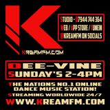 Dee-Vine - Kream FM 20 OCT 2019