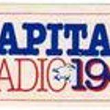 Greg Edwards Soul Spectrum  Saturday 15-10-1983  Celebrating Capital's 10th Birthday Remastoration
