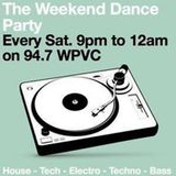 The Weekend Dance Party Show: on 94.7FM WPVC 02/16/2019 with CreamSoda, Mindflash & Salamander