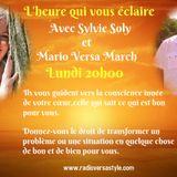 L'Heure qui vous éclaire 30 Mars 2015 www.radioversastyle.com