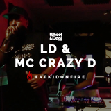 LD & MC Crazy D x FatKidOnFire mix