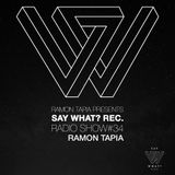 Say What? Podcast 034 with Ramon Tapia