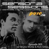 Rick_Siron@Sensoria Sessions Guestmix Pure.FM