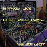 Hataken - Live at Electrified vol.2