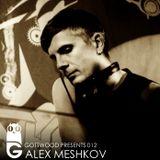Gottwood Presents 012 - Alex Meshkov