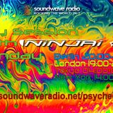 Podcast for Soundwave Radio rocking the World 24/7 >>> mixed by Ninjai 9.10.2016