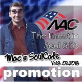 Macs-SoulCafe-Vol8-another 30 minutes of the finest in Soul and RnB, enjoy 03-2018