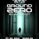 Aftermath - Ground Zero Festival Blackout 2016 - Warming-Up Mix