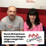 Derek McCutcheon interviews singer-songwriter Jill Brown, 10 Jan 2017