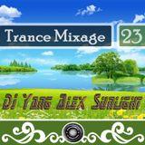 DJ Yang Alex Sunlight - Trance Mixage - 23