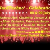 Techno 2 Hardtechno celebration edition Live Broadcast 08 & 09 July 24 Hours Reaper/Andreas Fink/Che