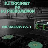DJ Trickset vs DJ Phenomenon - DnB Sessions Vol.1