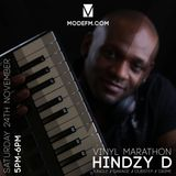 24/11/2018 - Hindzy D - Vinyl Marathon - Mode FM