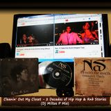 Cleanin' Out My Closet - 2 Decades of Hip Hop & Rnb Stories (Nov ''15)