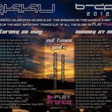 Physical Phase's Guest Mix Akku's B-day 2012-05-26