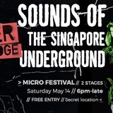 Musty - Live at Under The Bridge: Micro Festival (14 May 2016)