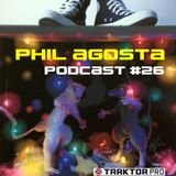 Podcast #26 - Phil Agosta - July 2013