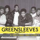 """Greensleeves Tribute 12"""" Series"""