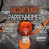 Halloween Night w/ Pappenheimer
