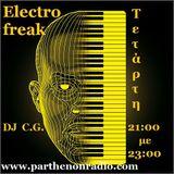 19 - 07 - 2017 - ELECTRO – FREAK - DJ CG-
