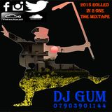 DJ GUM - 2015 ROLLED IN 2 ONE THE MIXTAPE (Bhangra MixTape)
