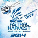 Astral Harvest 2014 Promo Mix by Miss KosmiK
