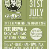 UYC Experience - The One Where They Do Chuff Fest - Day 2 Hour 1