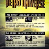 Rétro Universe DJ Bountyhunter 04-05-2016