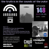 TEKNOBRAT On Episode 148 Of Vanguard Pulse Radio CHUO 89.1 FM + CJUM 101.5 FM 2019-08-03rd