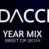 DACCI-Best Of 2014 Year Mix