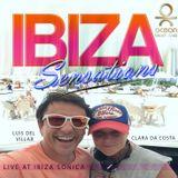 Ibiza Sensations 101 Clara da Costa & Luis del Villar Live at Ibiza Sonica Radio