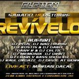 DJ NAU 4 REVIVELO party friends (octubre 2014)