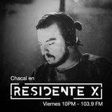 DJ Set Chacal Residente X