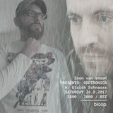 Zoon van snooK presents: Oddtronica #25 w/special guest: Ulrich Schnauss - 26.8.2017