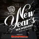 Funkmaster Flex - New Year's Mix Weekend (Hot97) - 2018.12.31