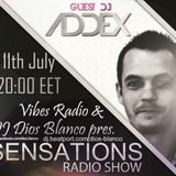 Sensations #11 (11.07.2012) - Addex Guest Mix